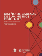 Diseño de cadena de suministros resilientes