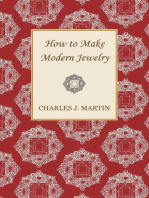 How to Make Modern Jewelry