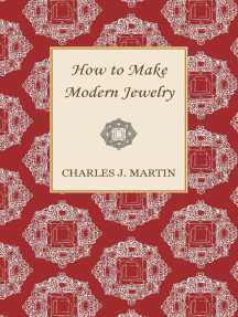 How to Make Modern Jewelry