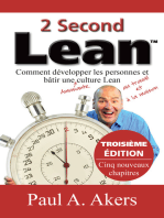 2 Second Lean (3ième Édition)