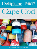Cape Cod - The Delaplaine 2017 Long Weekend Guide
