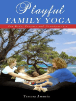 Playful Family Yoga