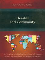Heralds and Community