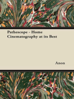 Pathéscope - Home Cinematography at its Best