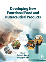 Developing New Functional Food and Nutraceutical Products