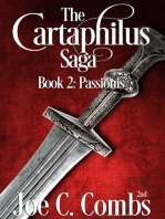 The Cartaphilus Saga book #2 Passionis