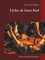 L'échec de Saint Paul