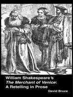 "William Shakespeare's ""The Merchant of Venice"""