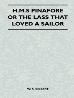 H.M.S Pinafore Or The Lass That Loved A Sailor