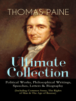 THOMAS PAINE Ultimate Collection