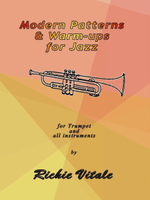 Modern Patterns & Warm-ups for Jazz: For Trumpet and All Instruments