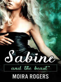 Sabine: And the Beast, #1