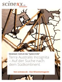 Terra Australis Incognita: Auf der Suche nach dem Südkontinent