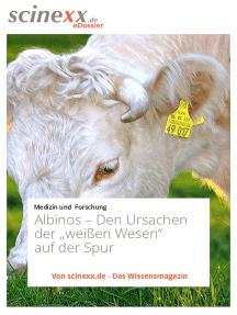 """Albinos: Den Ursachen der """"weißen Wesen"""" auf der Spur"""