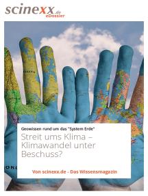 Streit ums Klima: Klimawandel unter Beschuss?