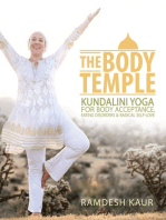 The Body Temple: Kundalini Yoga For Body Acceptance, Eating Disorders & Radical Self- Love