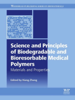 Science and Principles of Biodegradable and Bioresorbable Medical Polymers