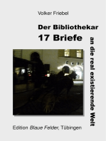 17 Briefe an die real existierende Welt