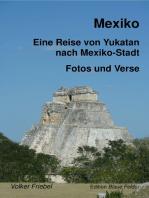 Mexiko - Eine Reise von Yukatan nach Mexiko-Stadt