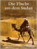 Die Flucht aus dem Sudan