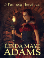 Five Fantasy Heroines