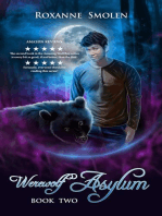 Werewolf Asylum (The Amazing Wolf Boy, #2)