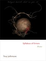 Syllabus of Errors