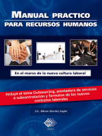 Manual práctico para recursos humanos: En el marco de la nueva cultura laboral
