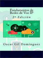 Fundamentos de Redes de Voz IP - 2º Edición