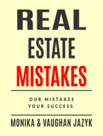 Real Mistakes in Real Estate