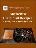 Authentic Dixieland Recipes