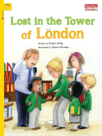 Lost in the Tower of London