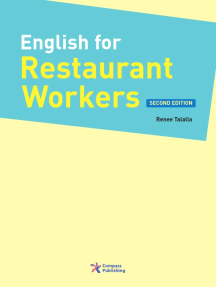English for Restaurant Workers: Travel and Hospitality