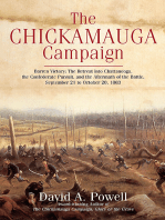 The Chickamauga Campaign—Barren Victory