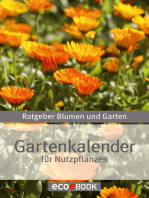 Gartenkalender - Nutzpflanzen