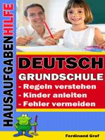 Hausaufgabenhilfe - Deutsch Grundschule
