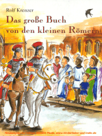 Das große Buch von den kleinen Römern