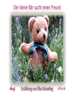 Der kleine Bär sucht einen Freund