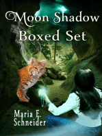 Moon Shadow Series (Books 1-3)