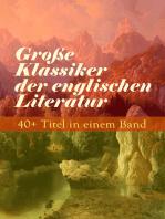 Große Klassiker der englischen Literatur