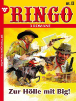Ringo 3 Romane Nr. 13 – Western