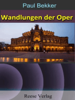 Wandlungen der Oper