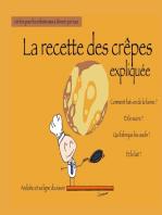 La recette des crêpes expliquée