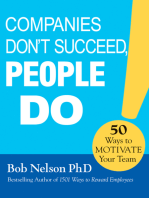 Companies Don't Succeed, People Do