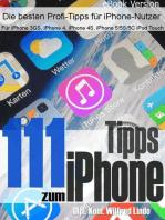 111 Tipps zum iPhone