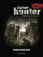 Dorian Hunter 31 - Panik in New York