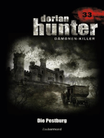 Dorian Hunter 33 - Die Pestburg
