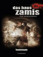 Das Haus Zamis 41 – Teufelstaufe