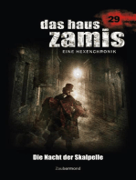 Das Haus Zamis 29 – Die Nacht der Skalpelle