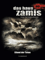 Das Haus Zamis 40 – Eiland der Toten